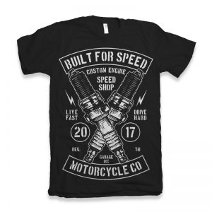 Built for Speed T-shirt