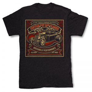 Custom Hot Rod Classic T-Shirt