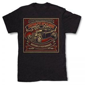 Custom Hot Rod Classic T-Shirt