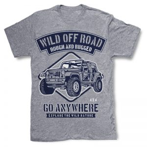 Go Anywhere T-shirt