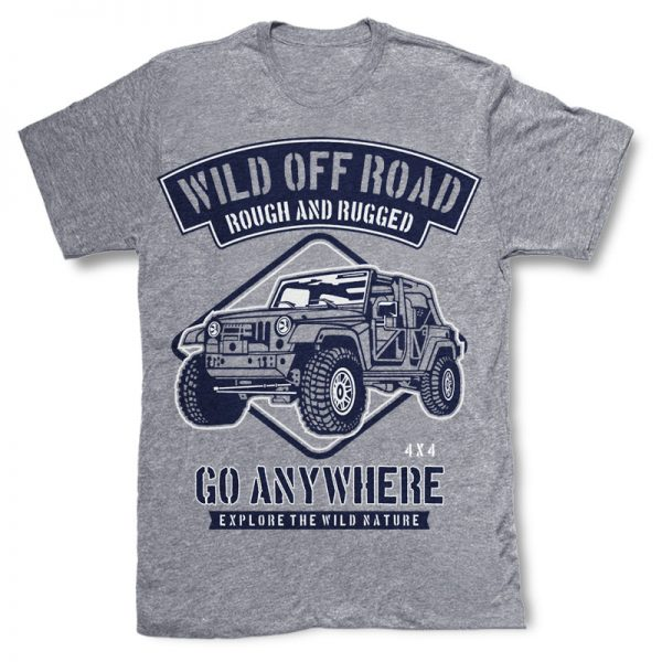 Go Anywhere T-shirt