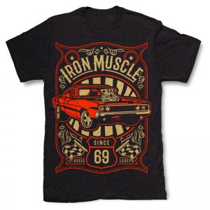 Iron Muscle Shirt