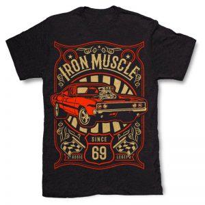 Iron Muscle Shirt
