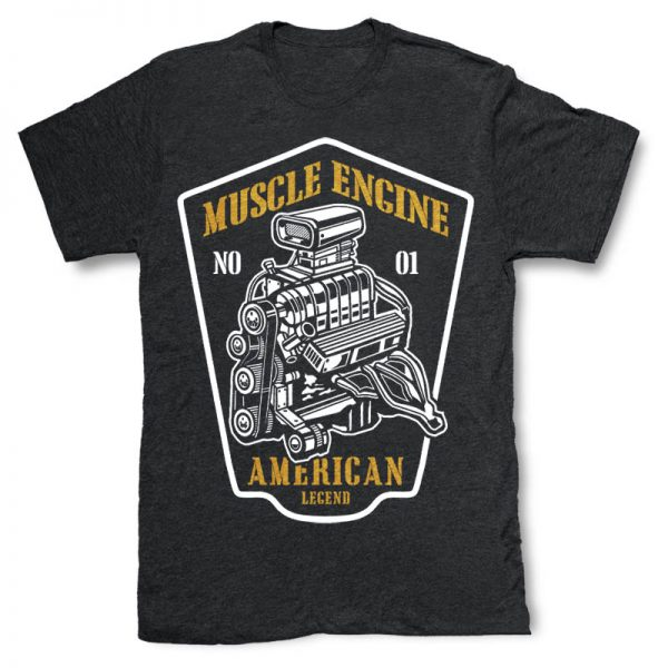 Muscle Engine T-shirt