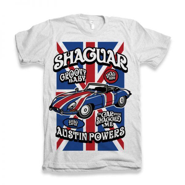 Shaguar Austin Powers
