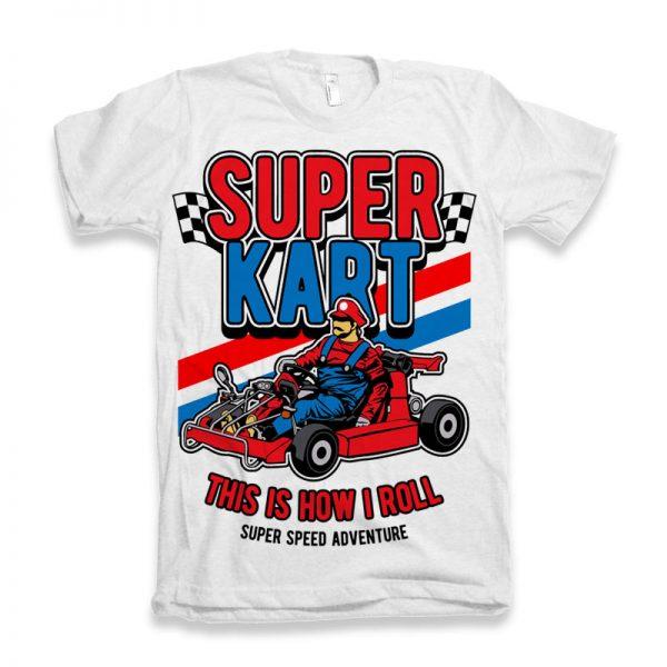 Super Kart Custom