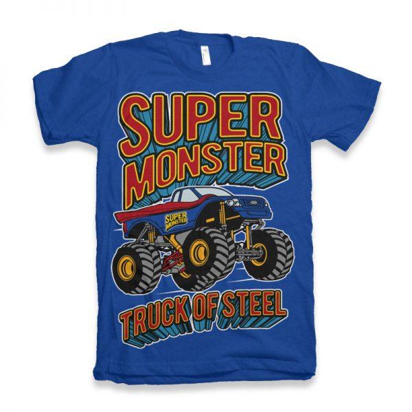 Super Monster T-Shirt
