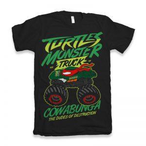Turtles Monster Truck